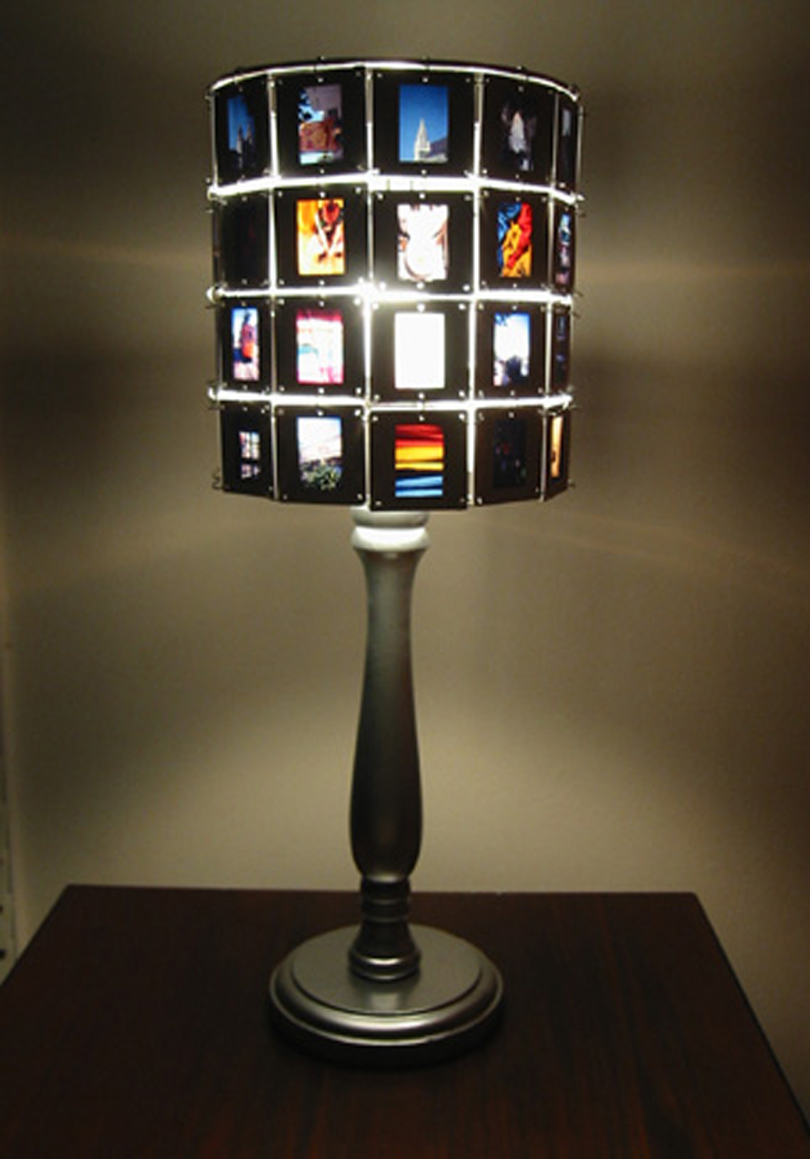 Exotic Lamp Shades say, you made it yourself - celebrating national craft month